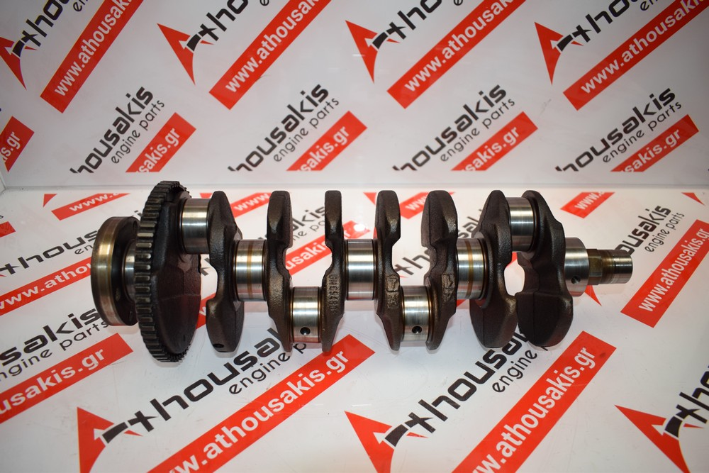 Crankshaft 60630100, 71711631, 60616865 for ALFA ROMEO